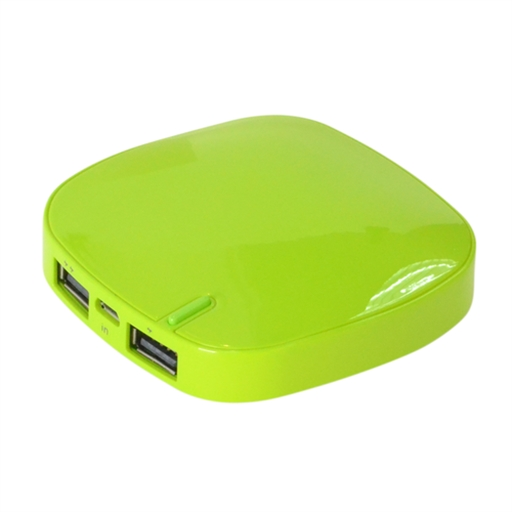 Round Cube Power Bank