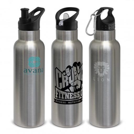 Nomad Vacuum Bottle - Stainless