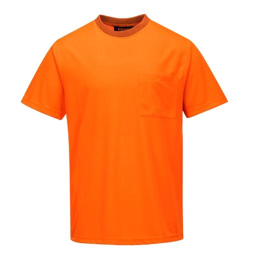 Hi-Vis Micro Mesh T-Shirt