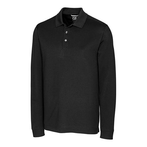 Men's Long Sleeve Advantage Polo