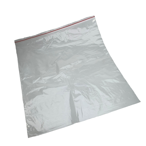 Press Seal Plastic Bag