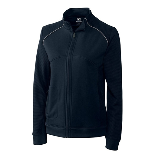 Ladies Edge Full Zip Jacket