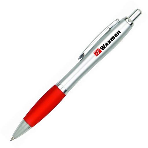 Silver Cucurbit Ball Pen