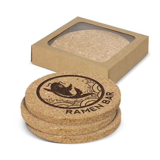 Oakridge Cork Round Set Of 4
