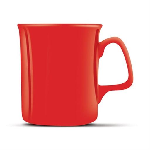 Sparta Bone China Coffee Mug