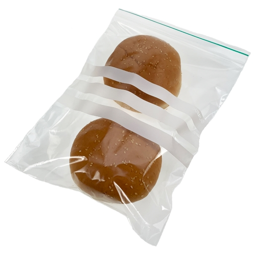 Click Seal Plastic Bag - Large