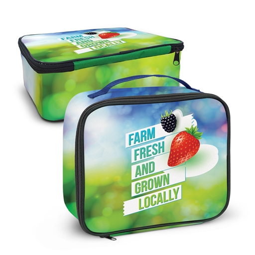 Zest Lunch Cooler - Full Colour
