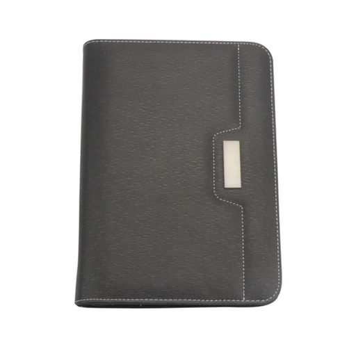Ceo Notebook With Zipper Closure