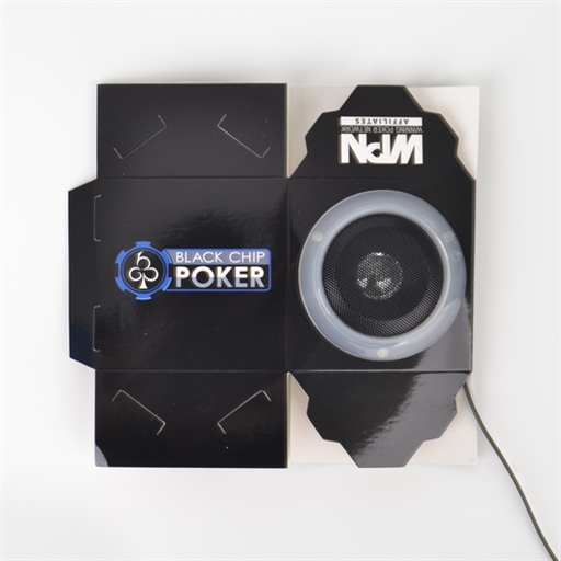 Foldable Speaker