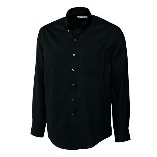 Men's Fine Twill Woven Shirt