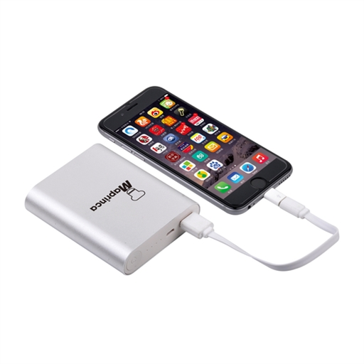 Alum. Power Bank