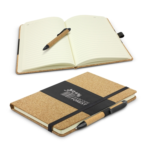 Inca Notebook and Pen