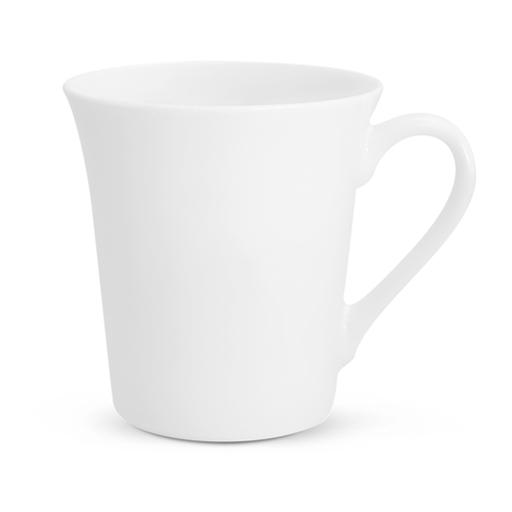 Tudor Porcelain Coffee Mug