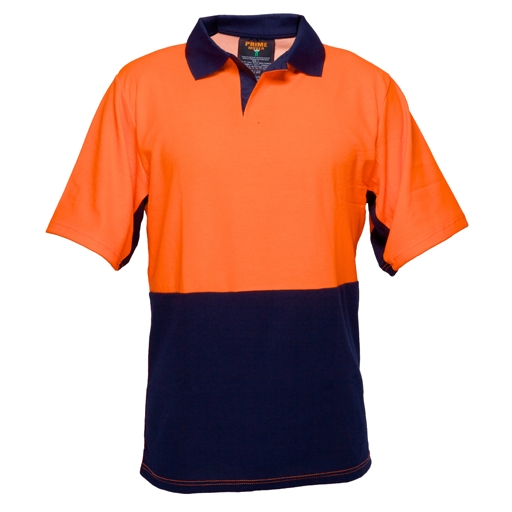 Food Industry Cotton Comfort Polo - S/S