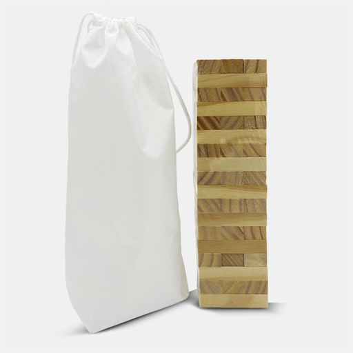 Stacking Puzzle Set with Pouch