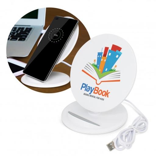 Phaser Wireless Charging Stand - Round