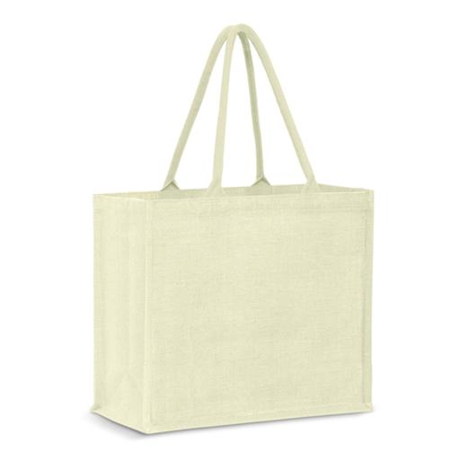 Modena Jute Tote Bag - Colour Match