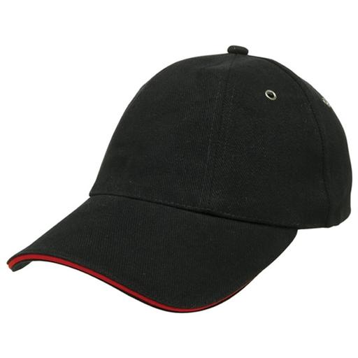Rotated Sandwich Peak Cap