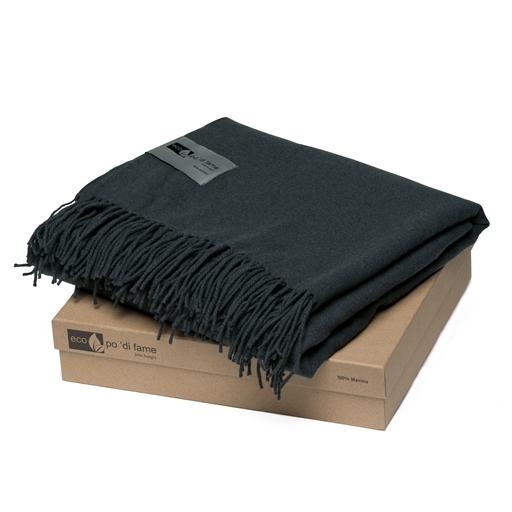 Mt Lodge Merino Blanket