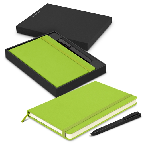 Moleskine Notebook and Pen Gift Set