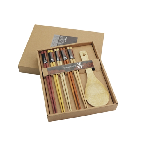 Chopsticks And Spoon Gift Set